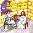 John 3: 16 - Jesus and Nicodemus in Jerusalem Paperback