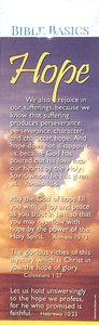 Hope , Clouds in Sunlight (10 Pack) (Bible Basics Bookmark Series)