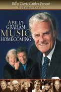 A Billy Graham Music Homecoming (Volume 1) (Gaither Gospel Series) DVD