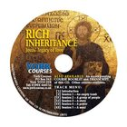 Rich Inheritance : Jesus' Legacy of Love (Cd-Audio) (York Courses Series) CD