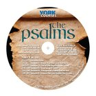 Psalms, the : Prayers For Today's Church (Cd-Audio) (York Courses Series) CD