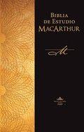 La Biblia De Estudio Macarthur (Macarthur Study Bible) Hardback