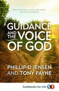 Guidance and the Voice of God (Guidebooks For Life Series) Paperback