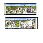 Bible Timeline (Small) Poster