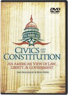 Civics and the Constitution (Dvd) DVD