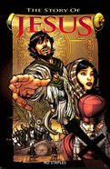 Bsc Comic: The Story of Jesus Comic Book (No Staples) Booklet