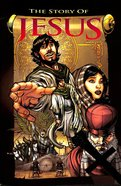 Bsc Comic: The Story of Jesus Comic Book (Pocket Size) Booklet
