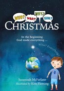 Who? What? Why? How? Christmas Paperback