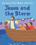 Jesus and the Storm (10 Pack) (My Very First Bible Stories Series) Paperback