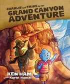 Green Notebook: Charlie and Trikes Grand Canyon Adventure Hardback