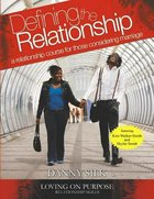 Defining the Relationship (Manual)