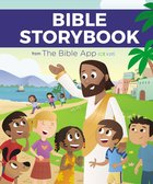 Journey to Jesus Bible Storybook Hardback