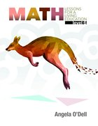 Math Level 6 (Lessons For A Living Education Series) Paperback