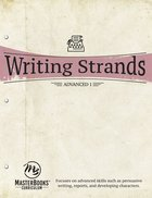 Writing Strands: Advanced 1 (Writing Strands Series) Paperback