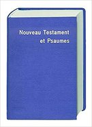 French New Testament With Psalms Vinyl