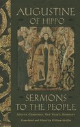 Sermons to the People Paperback