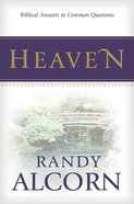 Heaven: Biblical Answers to Common Questions (20 Pack) Booklet