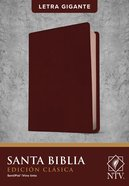 Ntv Santa Biblia Edicion Clasica (Red Letter Edition) Imitation Leather