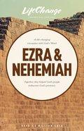 Ezra & Nehemiah (Lifechange Study Series) Paperback