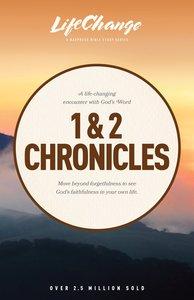 1 & 2 Chronicles (Lifechange Study Series)