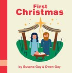 First Christmas Board Book