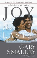 Joy That Lasts Paperback