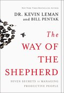 The Way of the Shepherd Hardback