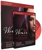 Twelve More Women of the Bible (Study Guide With Dvd) Pack