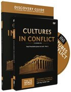 Cultures in Conflict : Paul Proclaims Jesus as Lord Part #02 (Discovery Guide With DVD) (That The World May Know Series)