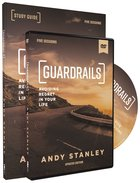 Guardrails (Updated Edition): Avoiding Regrets in Your Life (Study Guide With Dvd) Pack