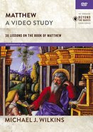 Matthew : 38 Lessons on the Book of Matthew (Video Study) (Zondervan Beyond The Basics Video Series) DVD