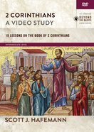 2 Corinthians : 19 Lessons on the Book of 2 Corinthians (Video Study) (Zondervan Beyond The Basics Video Series) DVD