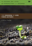 Kingdom of God, the : A Biblical Theology (Video Lectures) (Biblical Theology For Life Series) DVD