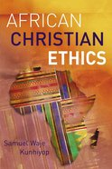 African Christian Ethics eBook