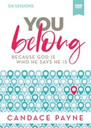 You Belong: Your Joy Depends on It (Video Study) DVD