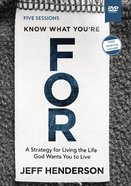 Know What You're For Study Guide eBook