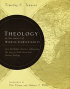 Theology in the Context of World Christianity Hardback