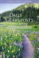 Daily Guideposts 2020: A Spirit-Lifting Devotional (Large Print) Paperback