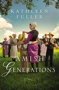 Amish Generations: Four Stories Paperback
