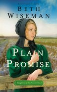 Plain Promise (Daughters Of The Promise Novel Series) Mass Market