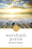 Once-A-Day Worship and Praise Devotional Paperback