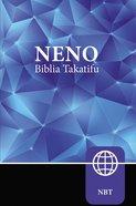 Kiswahili Contemporary Version Bible Hardback
