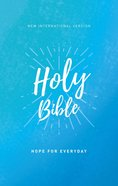 NIV Holy Bible Economy Edition Paperback