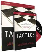 Tactics (Study Guide With Dvd) Pack
