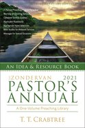 The Zondervan 2021 Pastor's Annual eBook