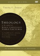 Theology in the Context of World Christianity: How the Global Church is Influencing the Way We Think About and Discuss Theology (Video Lectures) DVD