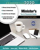 Zondervan 2018 Minister's Tax and Financial Guide: For 2017 Tax Returns Paperback