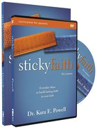 Sticky Faith Pack (Inludes Book And Dvd Study) Pack