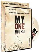 "My One Word: Dvd-Rom & ""My One Word"" Pb (Pack) Pack"