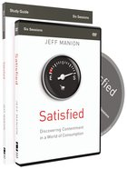 Satisfied (Study Guide With Dvd) Pack